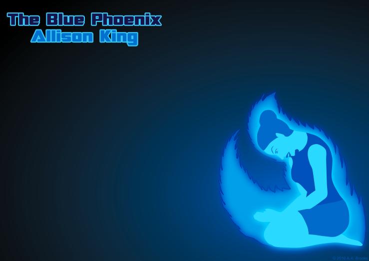 Blue Phoenix title